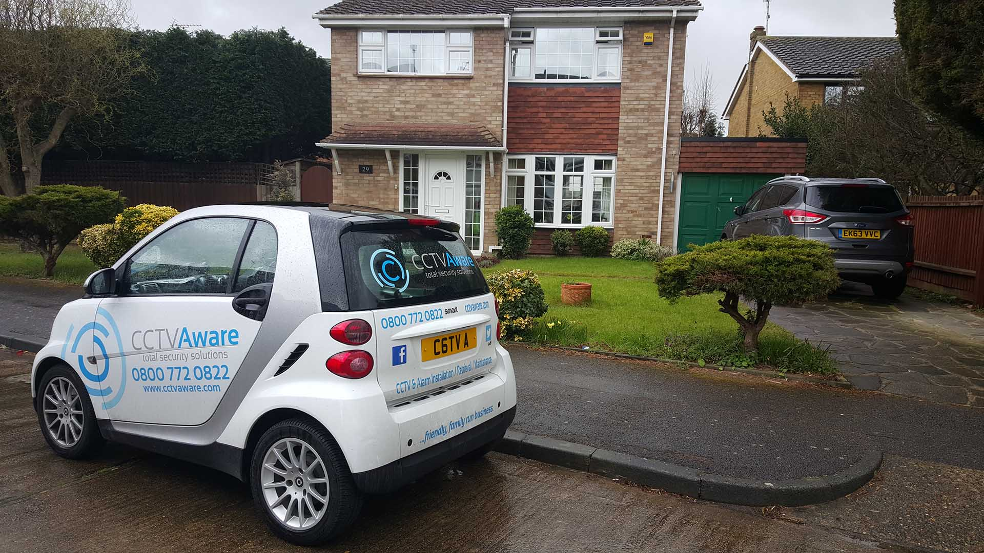 Alarm Installation in Southend