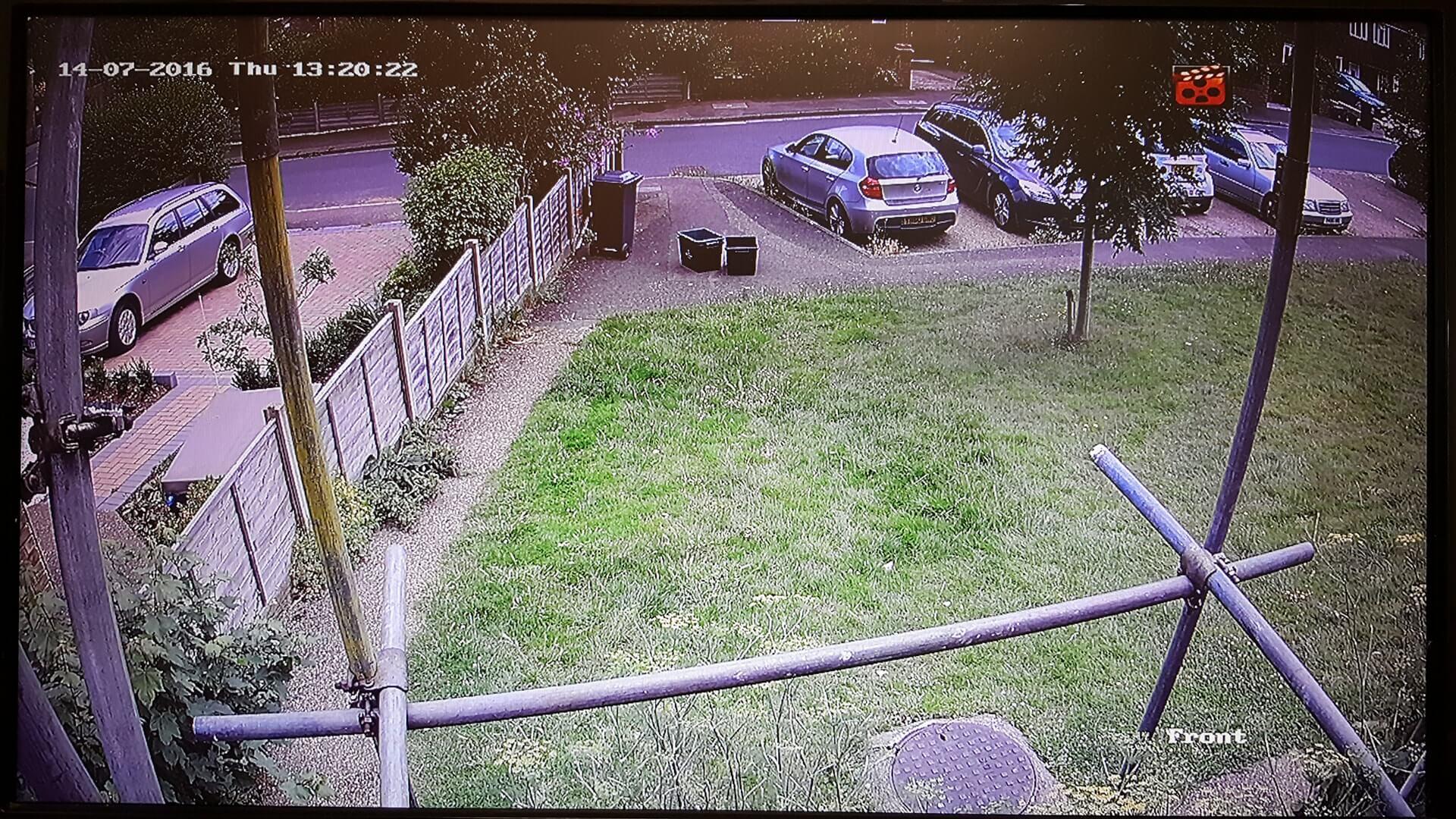 Analogue CCTV Upgrade Turbo HD