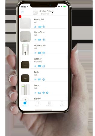 Ajax App on iPhone X