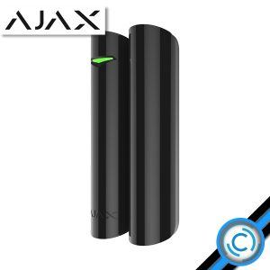 Ajax DoorProtect Plus in Black