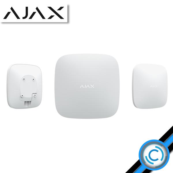Ajax Hub2 in White