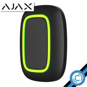 Ajax Button in Black