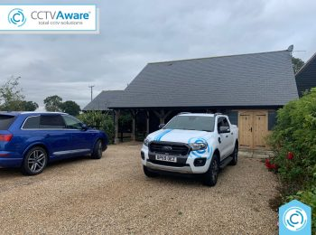 Converted Barn 4K CCTV Installation in Mersea