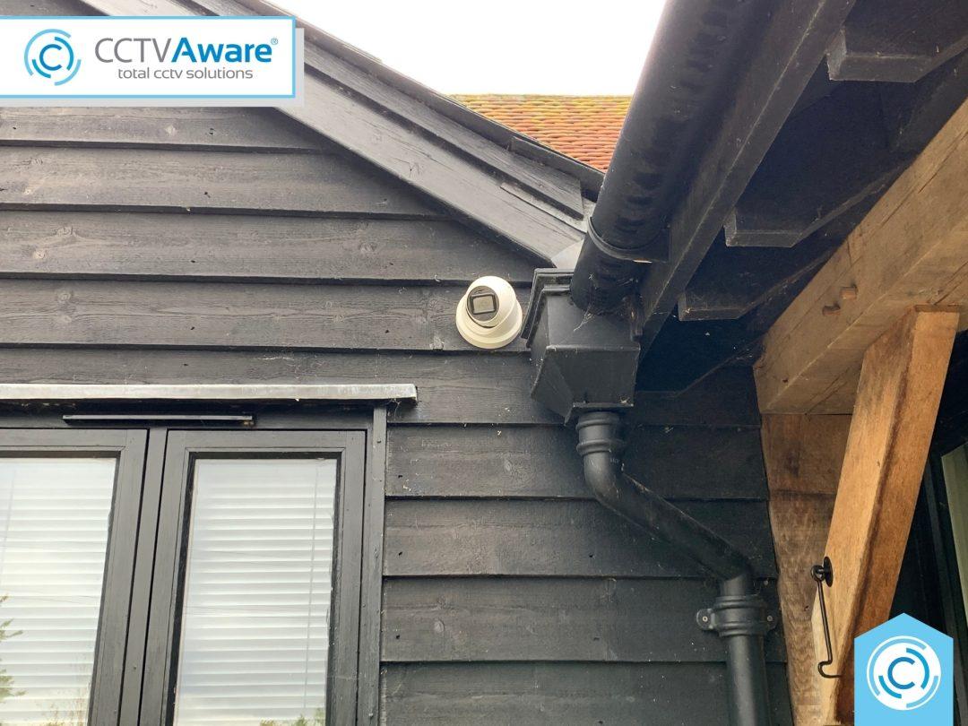 Converted Barn 4K CCTV Installation in Mersea