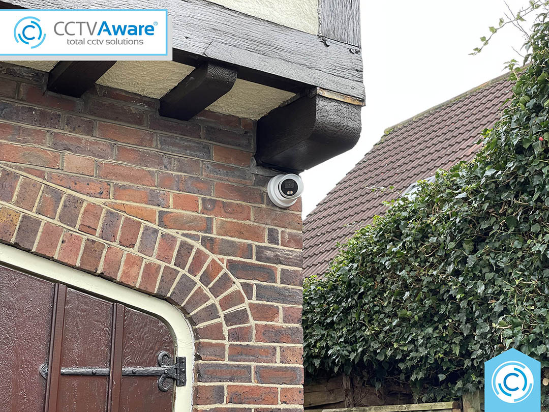 ColorVu CCTV Installation in Tonbridge