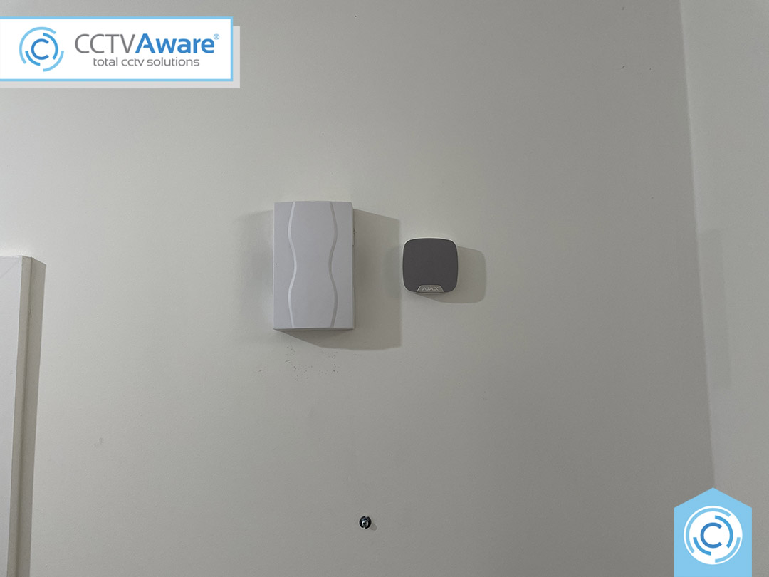 4K CCTV + Alarm Upgrade in Newhall