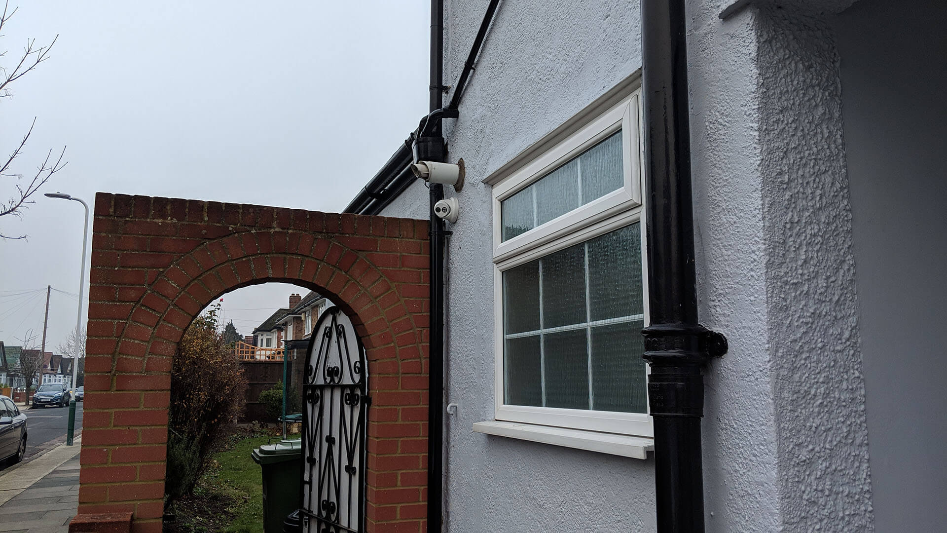 2MP CCTV Installation in Ardleigh Green