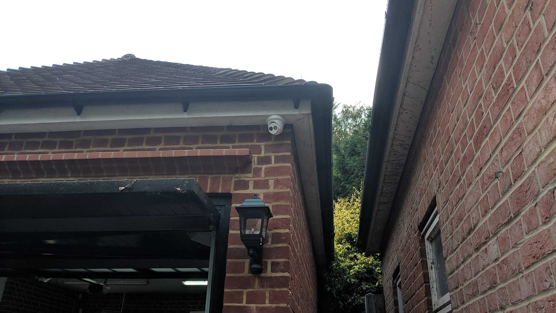 4K CCTV Installation in Chislehurst