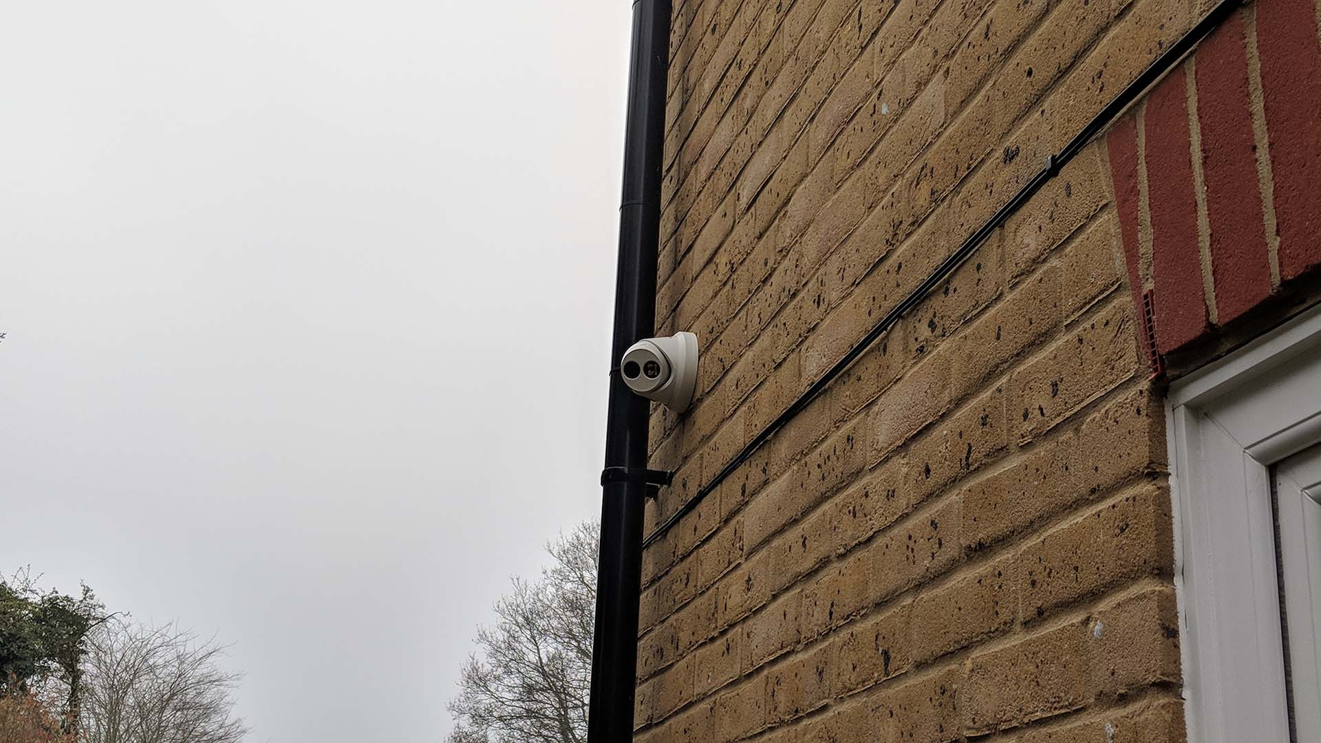 4K CCTV Installation in East Peckham