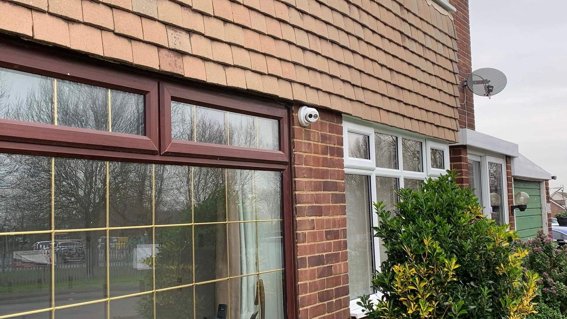 4K CCTV Installation in Gravesend