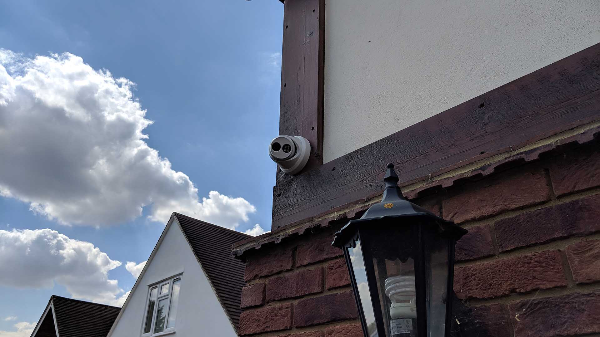 4K CCTV Installation in Noak Hill, Billericay