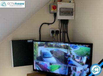 4K CCTV Installation in Purleigh