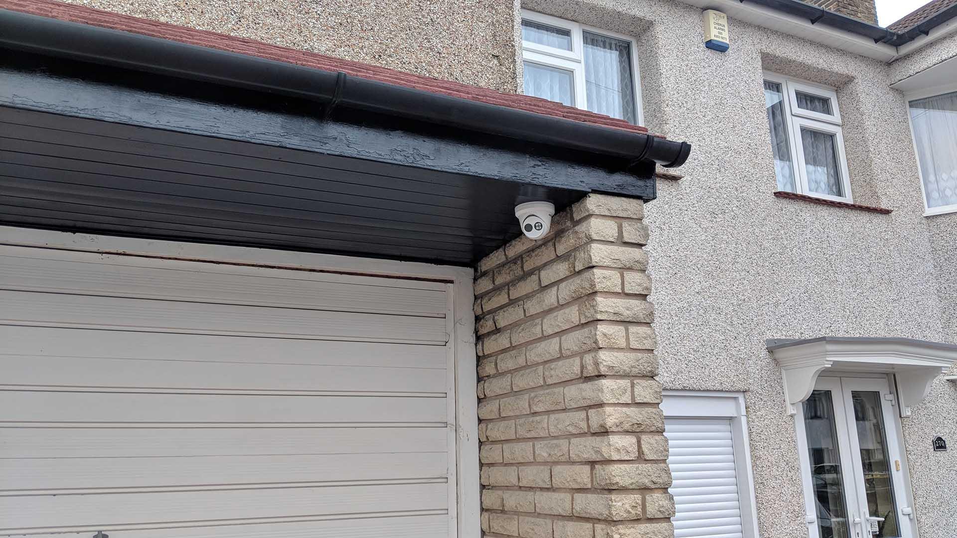 4K CCTV Installation in Welling