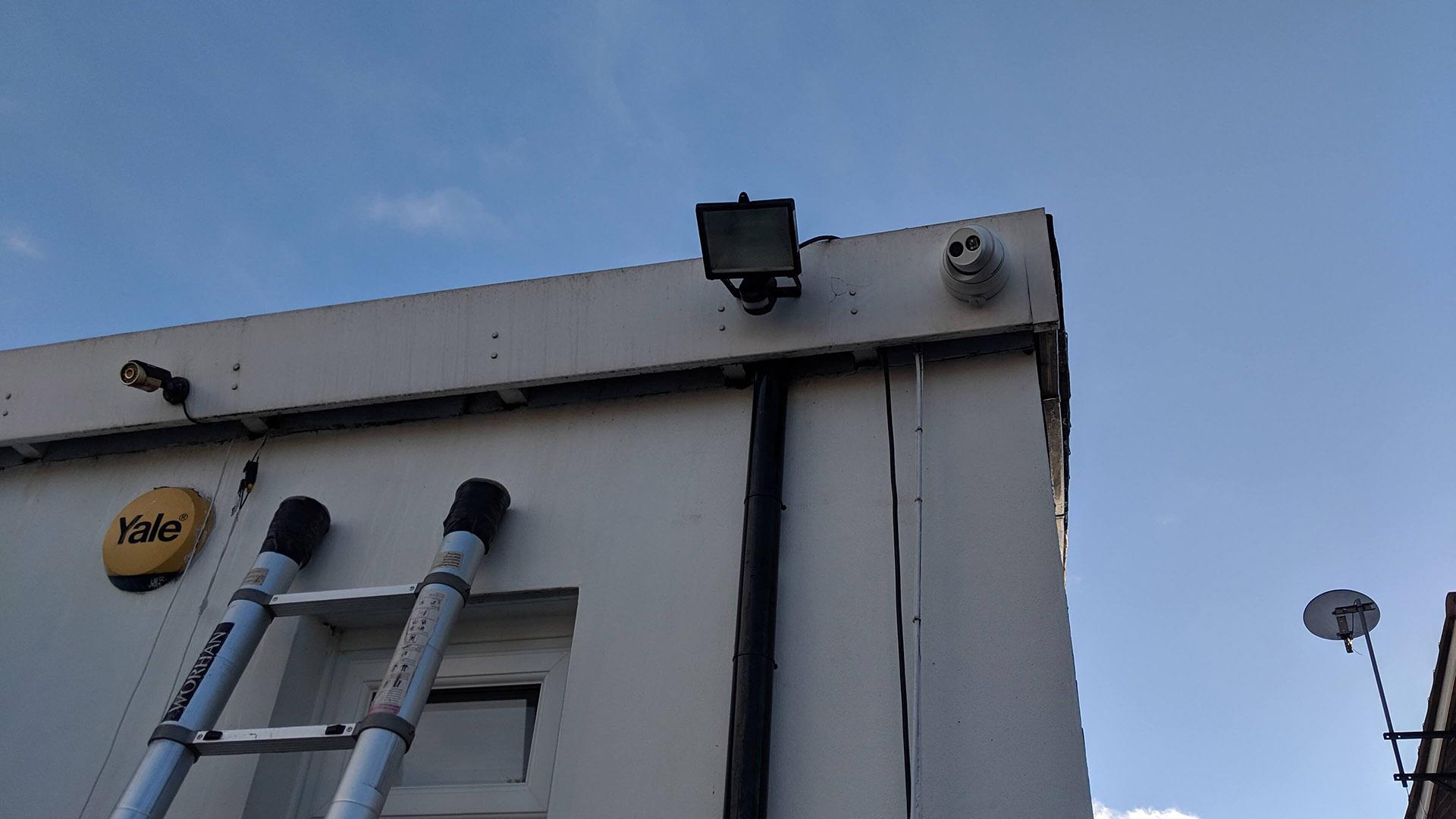 4K CCTV Installation Upgrade in Pitsea