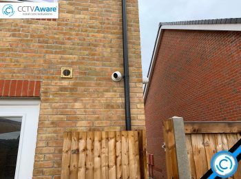 4K Hikvision Darkfighter CCTV Installation in Basildon