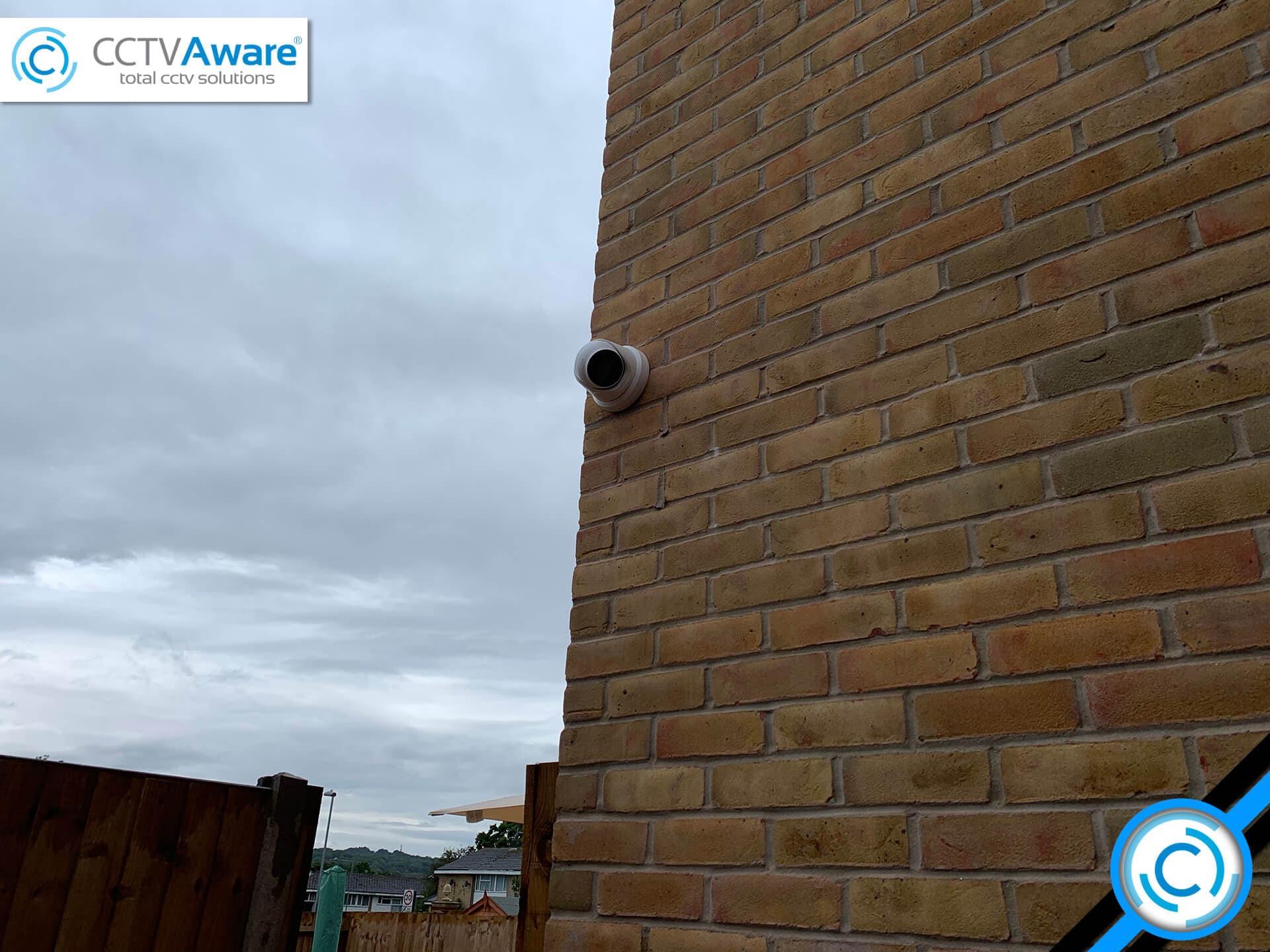 4K Hikvision Darkfighter CCTV Installation in Basildon