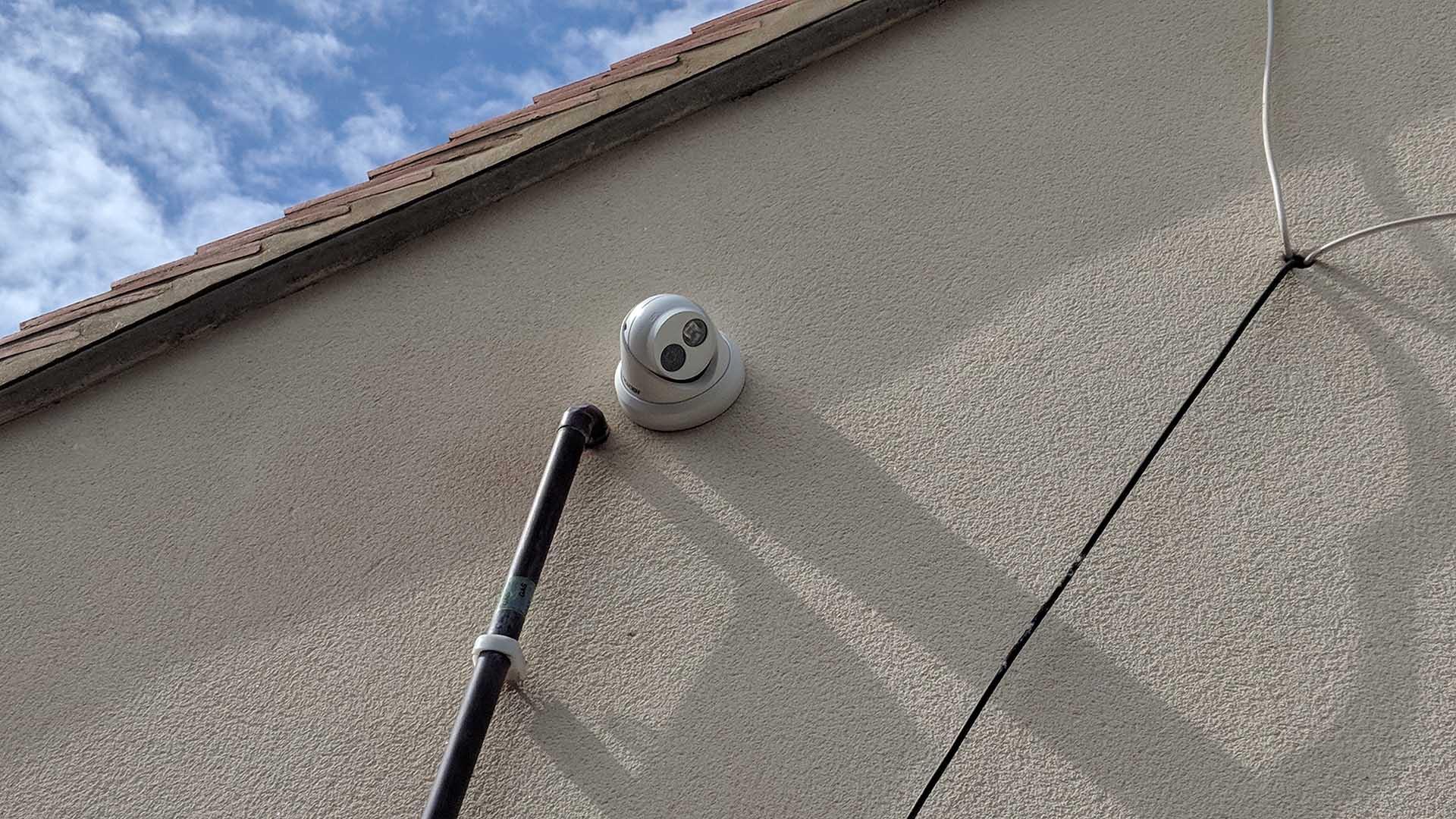 4K IP CCTV & Alarm Installation in Rayleigh