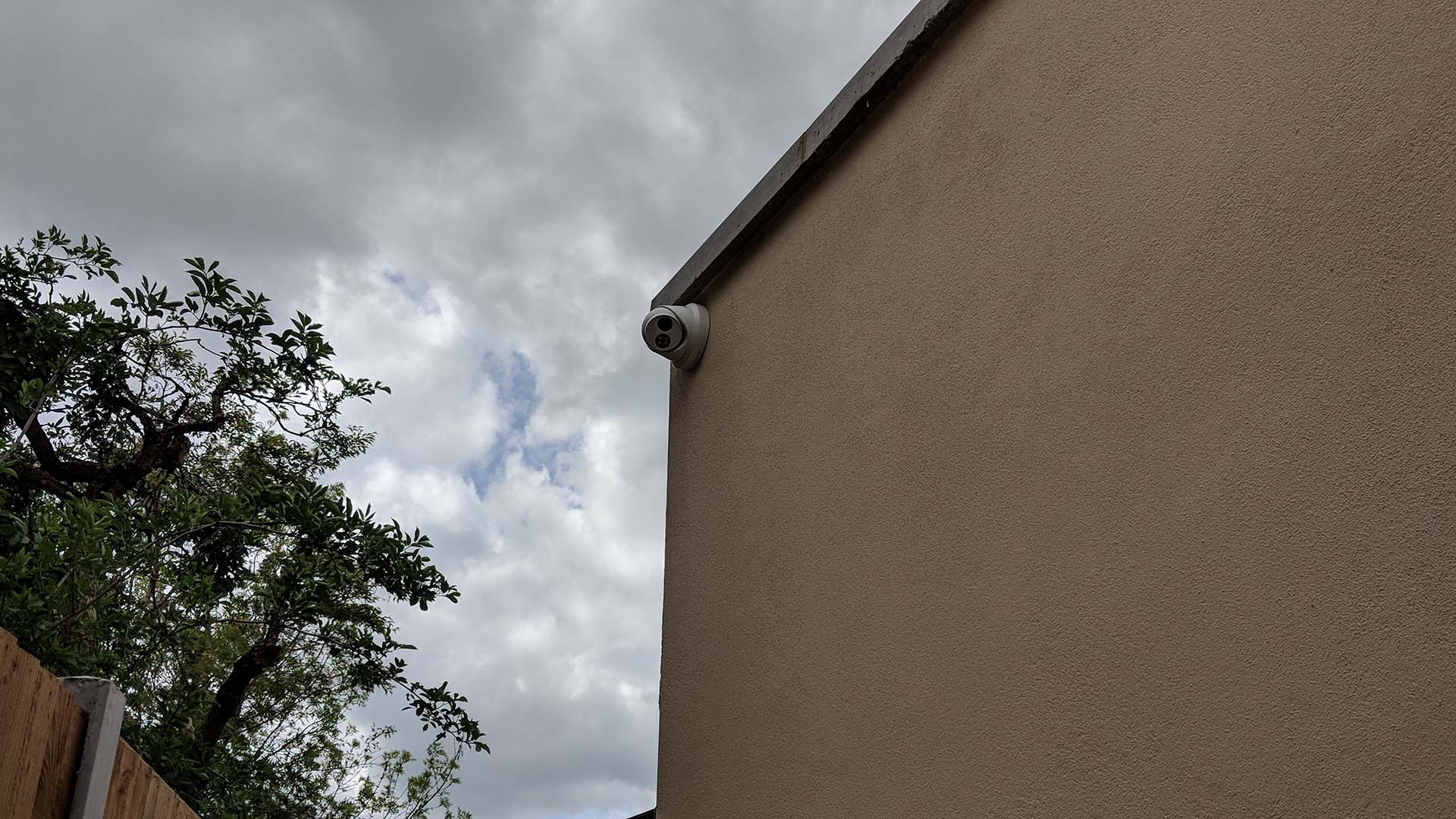 4K IP CCTV Installation in Epping