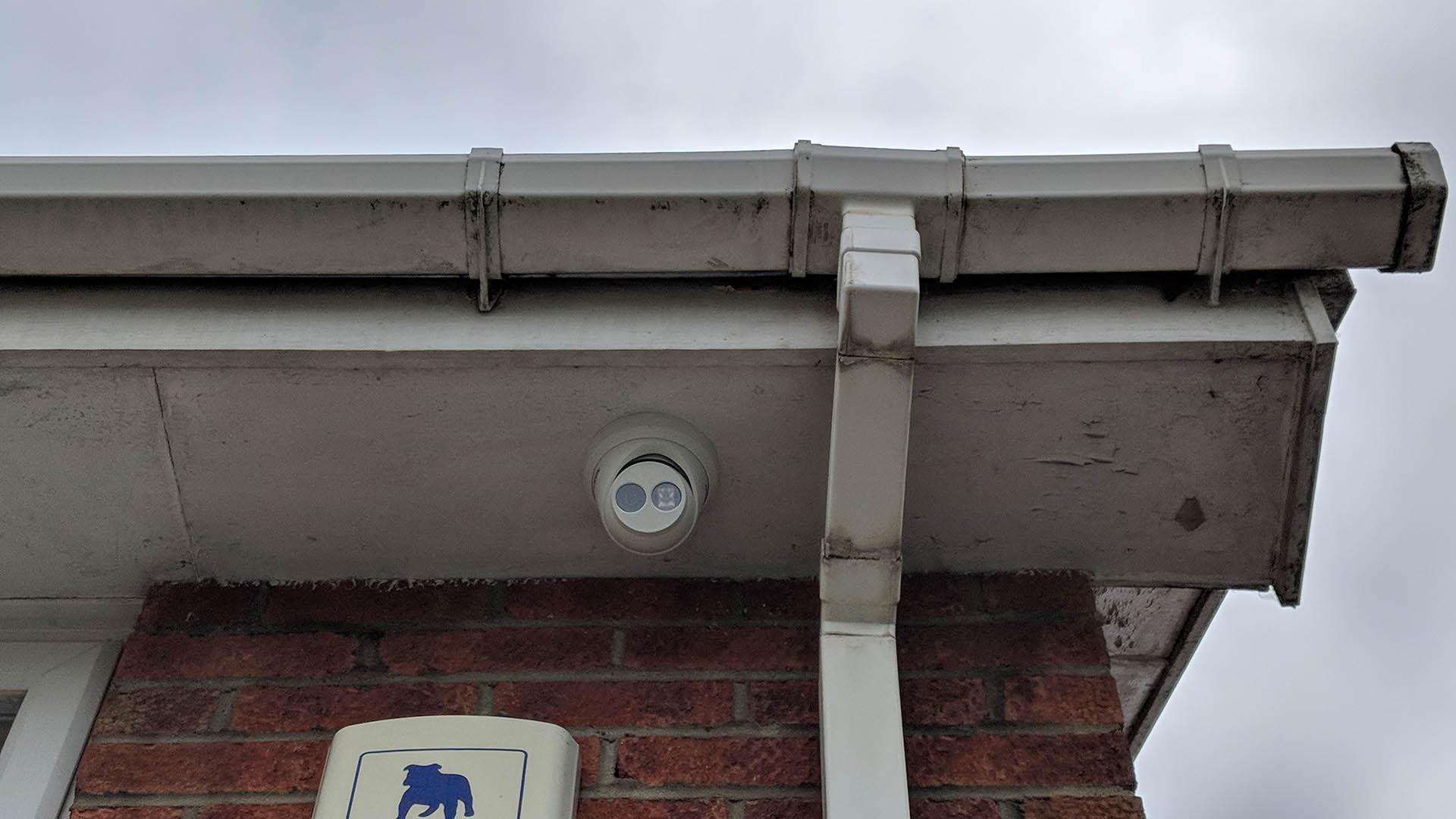 4K IP CCTV Installation in Shepperton