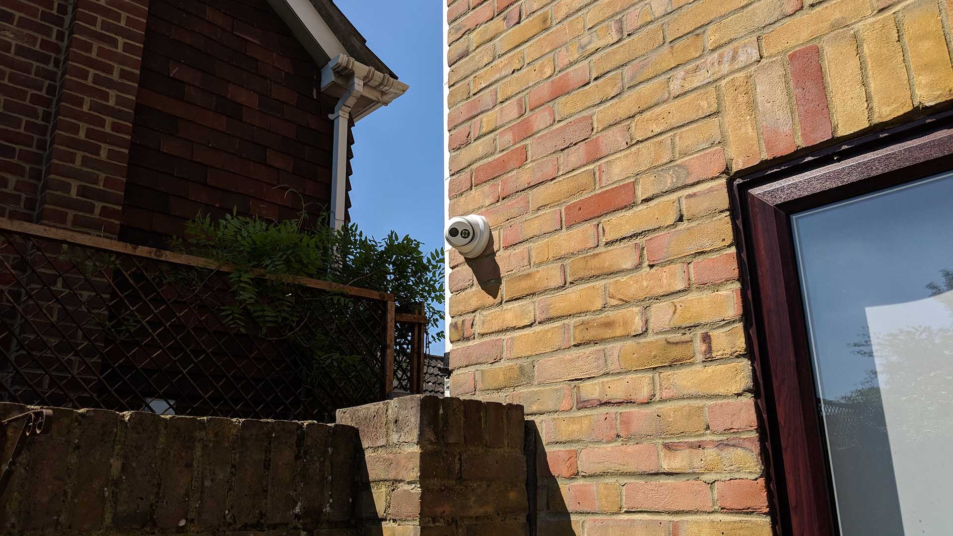 4K IP CCTV Installation in Sittingbourne