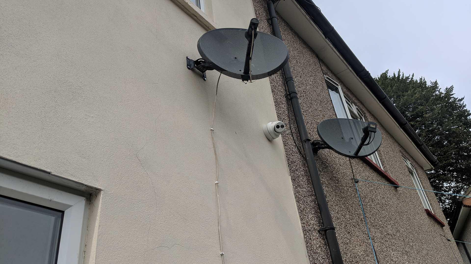 4K IP CCTV Installation Upgrade in Chadwell Heath