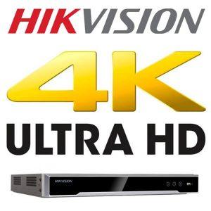 4K Ultra HD CCTV
