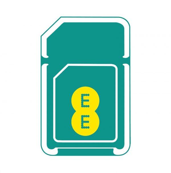 EE 4G SIM Card