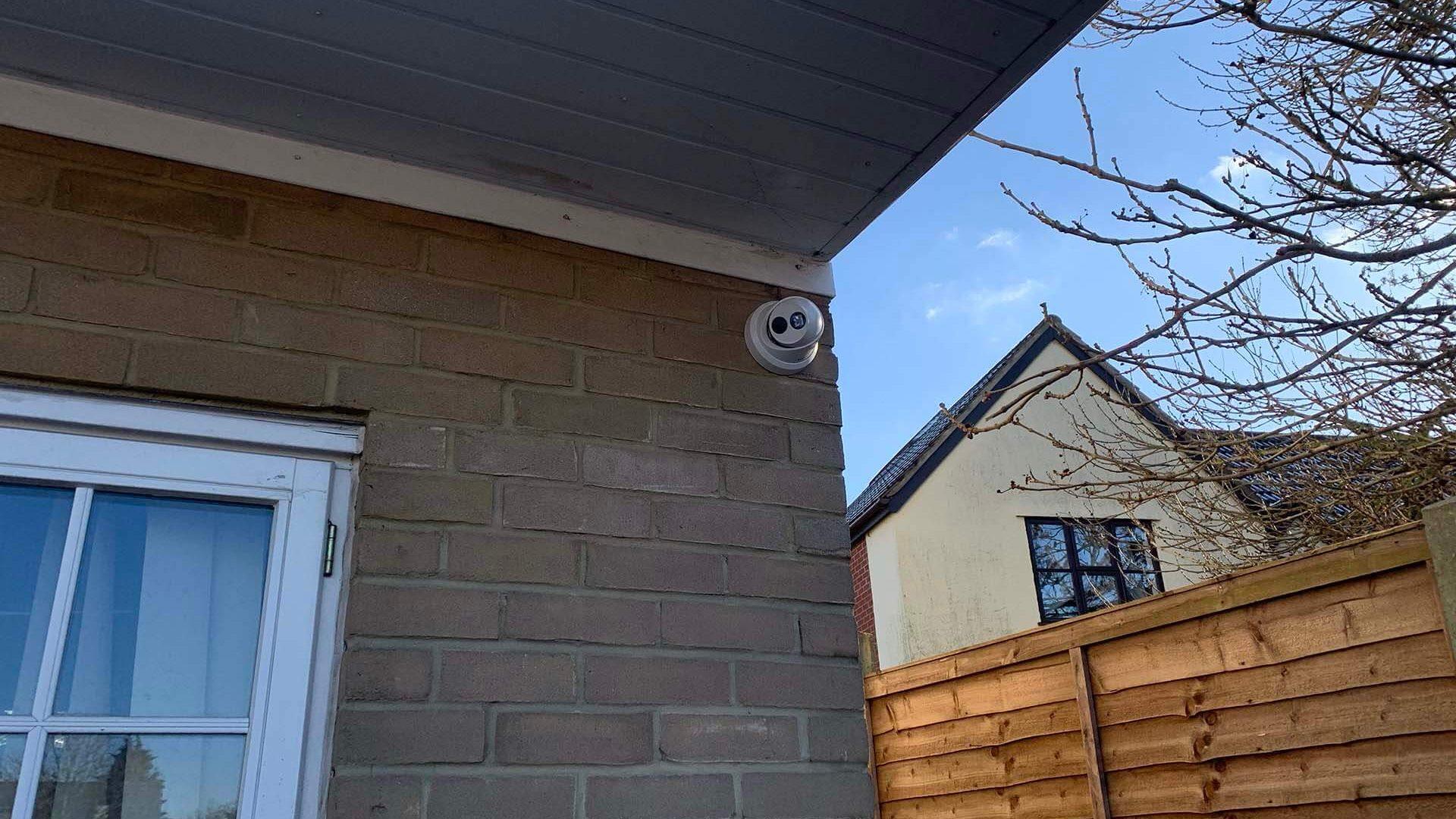 6MP CCTV Installation in Chelmsford
