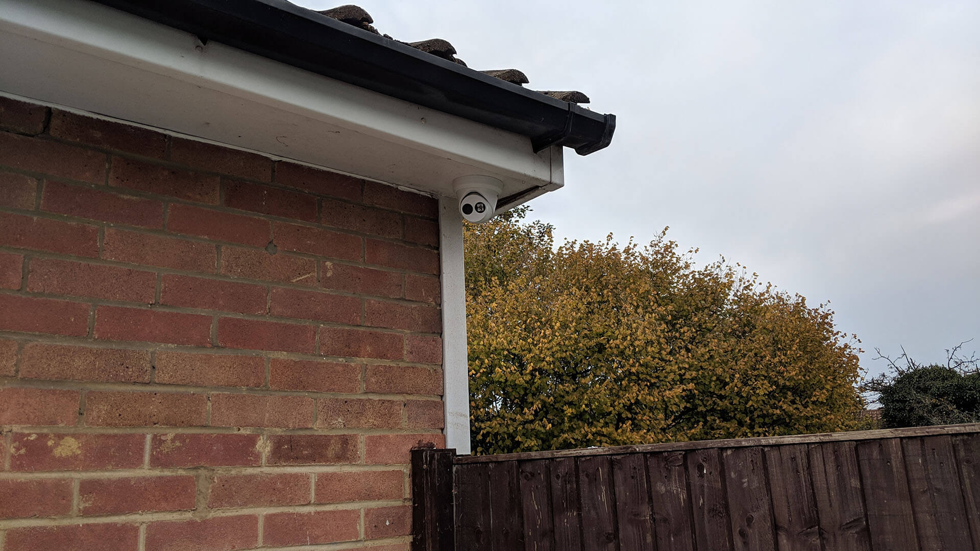 6MP CCTV Installation in Sawbridgeworth