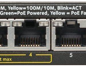 NETGEAR GS308P-100UKS 8-Port Gigabit Switch