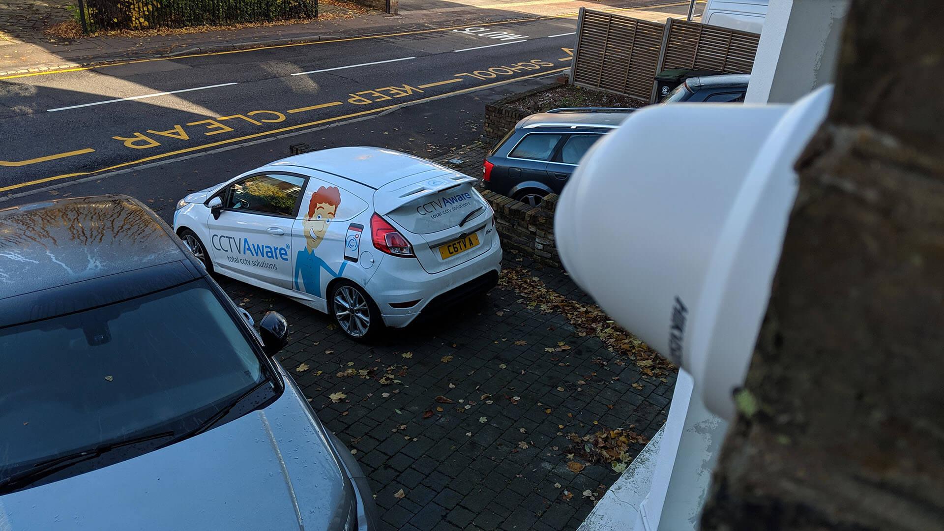 CCTV & Alarm Installation in Buckhurst Hill