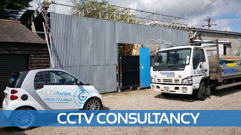 CCTV Consultancy Services Page