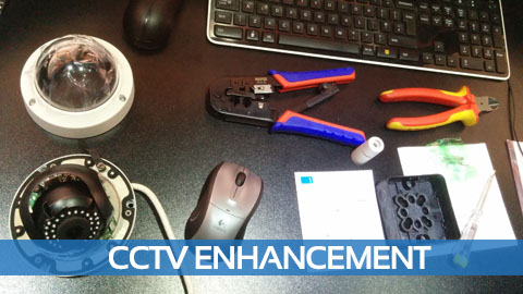 CCTV Enhancement Services Page