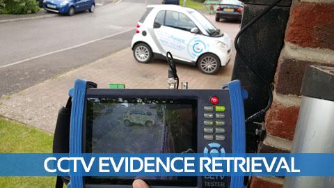 CCTV Evidence Retrieval Services Page