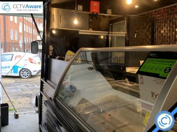 CCTV Installation for Al-Chickone Catering Vehicle