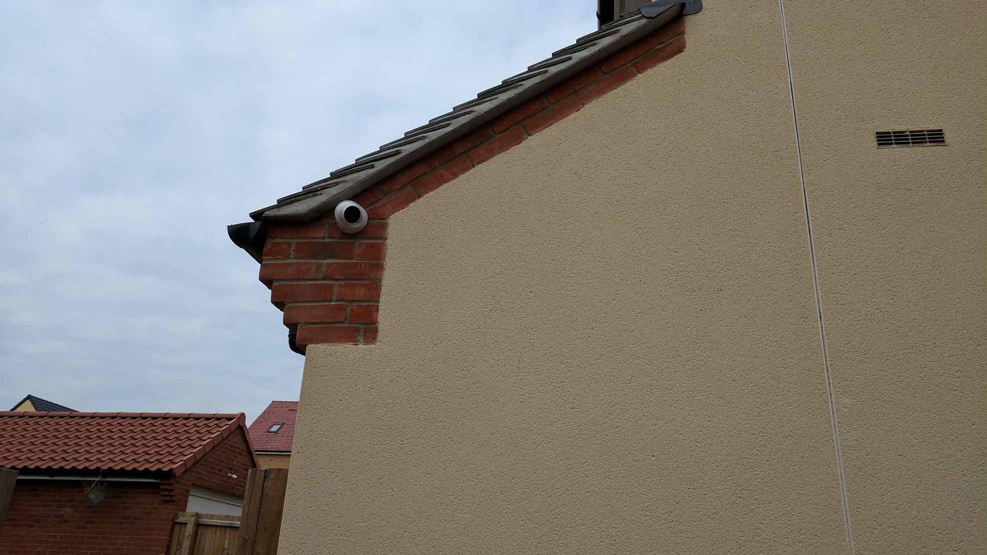 CCTV Installation Bloor Homes Laindon, Essex