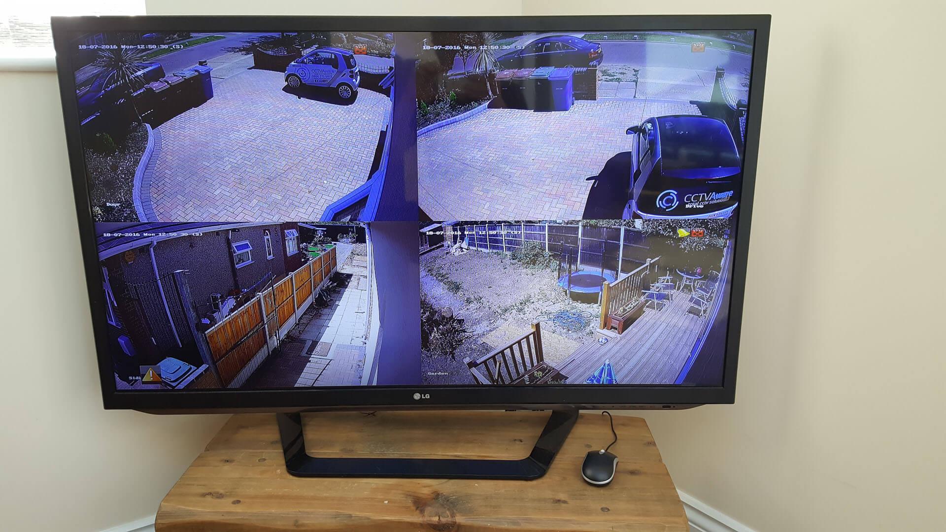 CCTV Installation in Grays, Essex