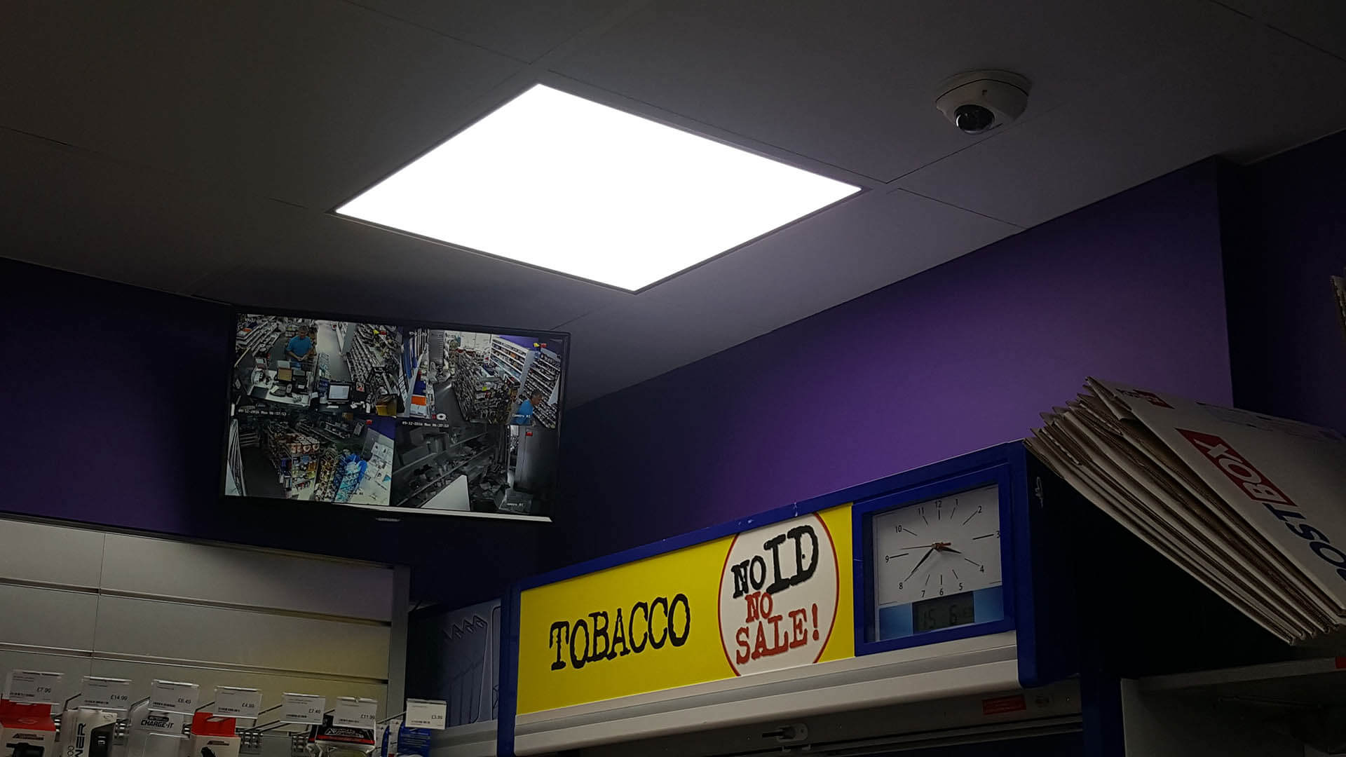 CCTV Installation in Buckhurst Hill, Essex