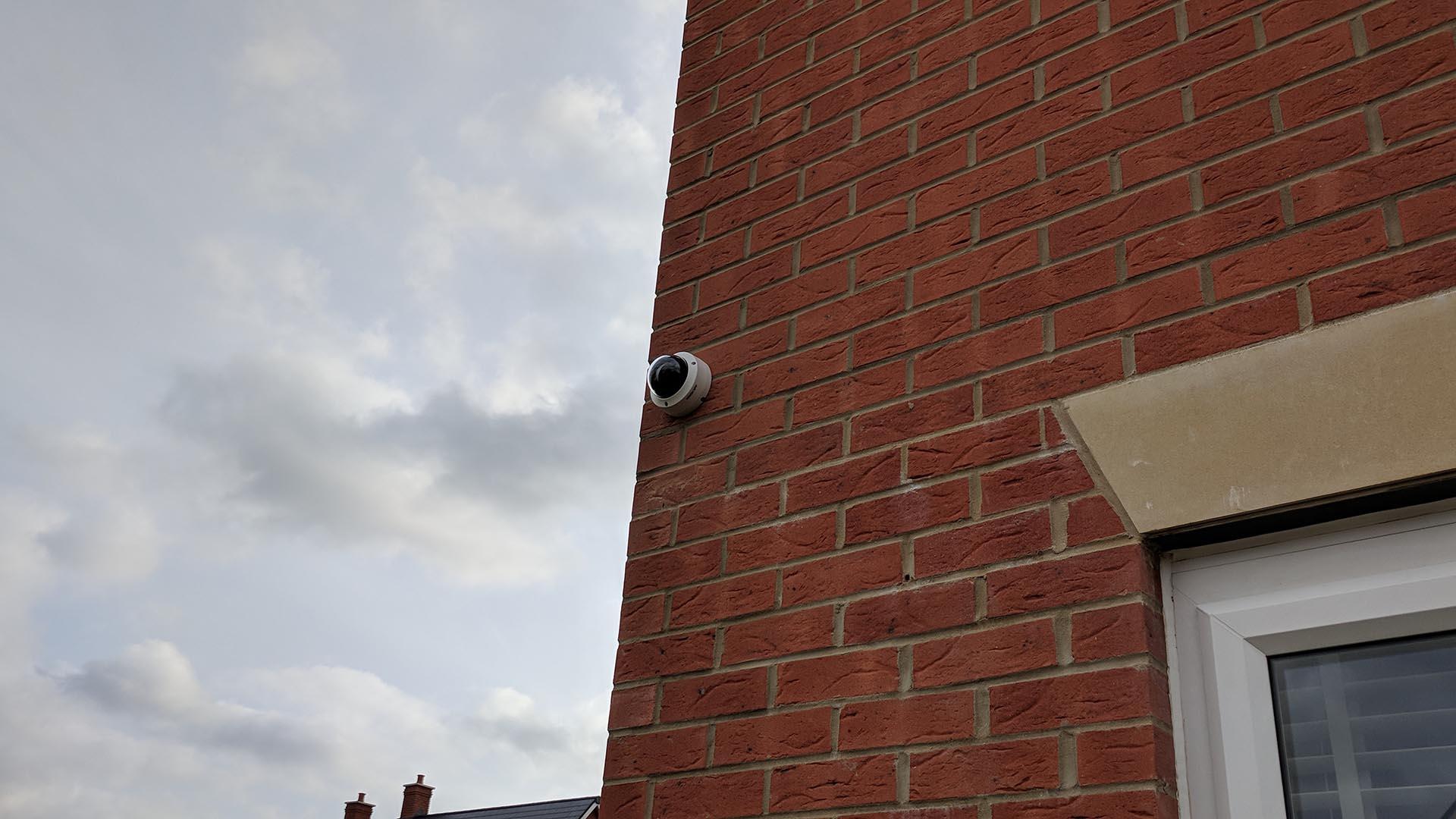 CCTV Installation in Dunton Fields