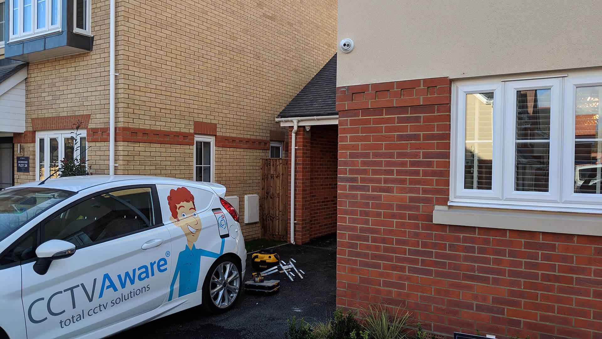 CCTV Installation in Elsenham