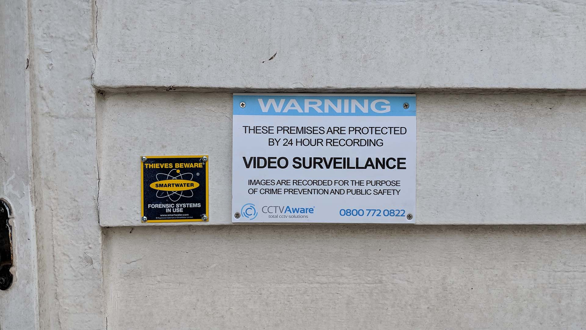 CCTV Installation in Great Dunmow