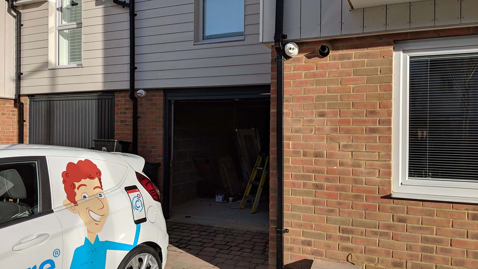 CCTV Installation in Greenhithe, Dartford