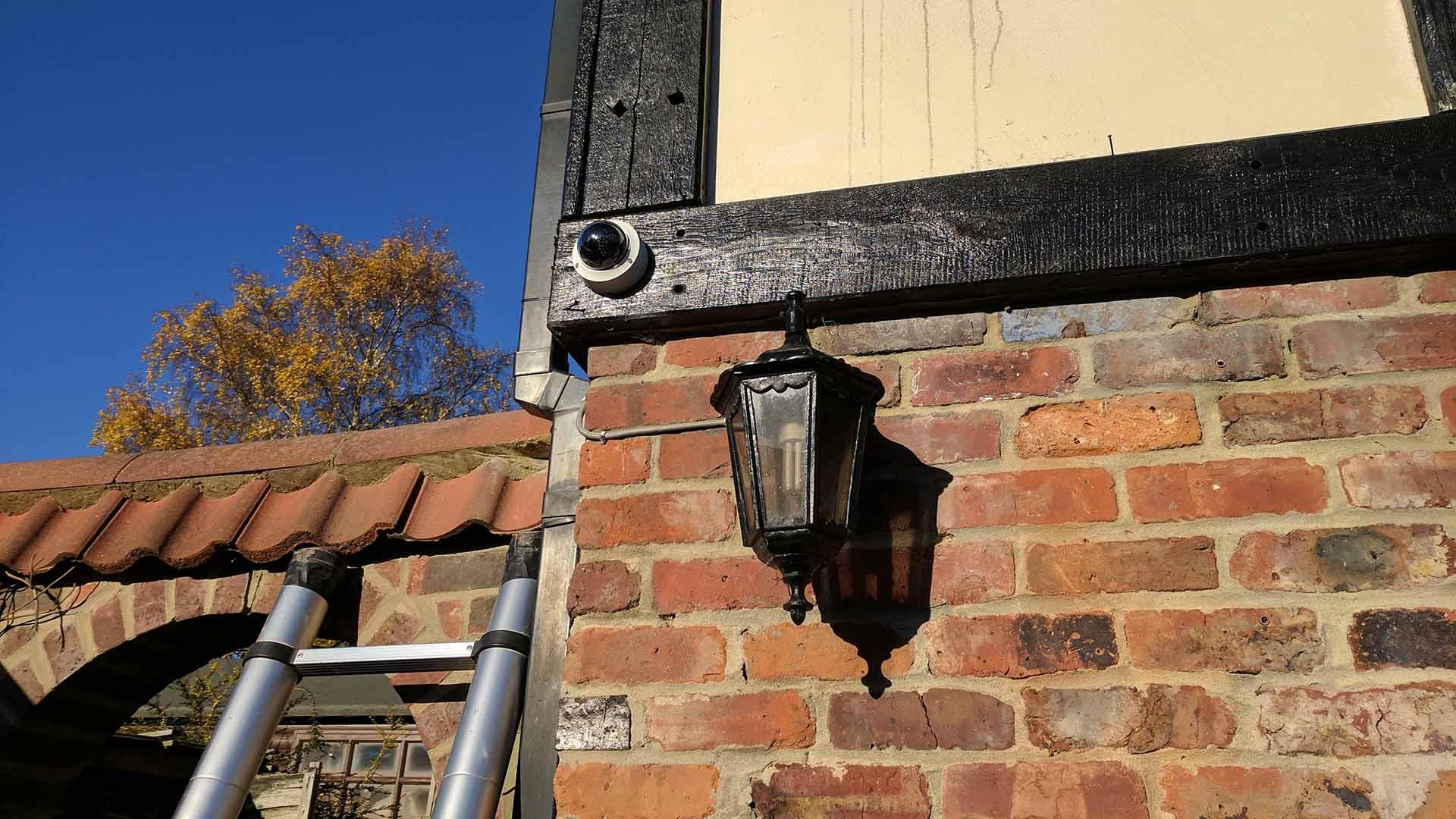 CCTV Installation in Langdon Hills