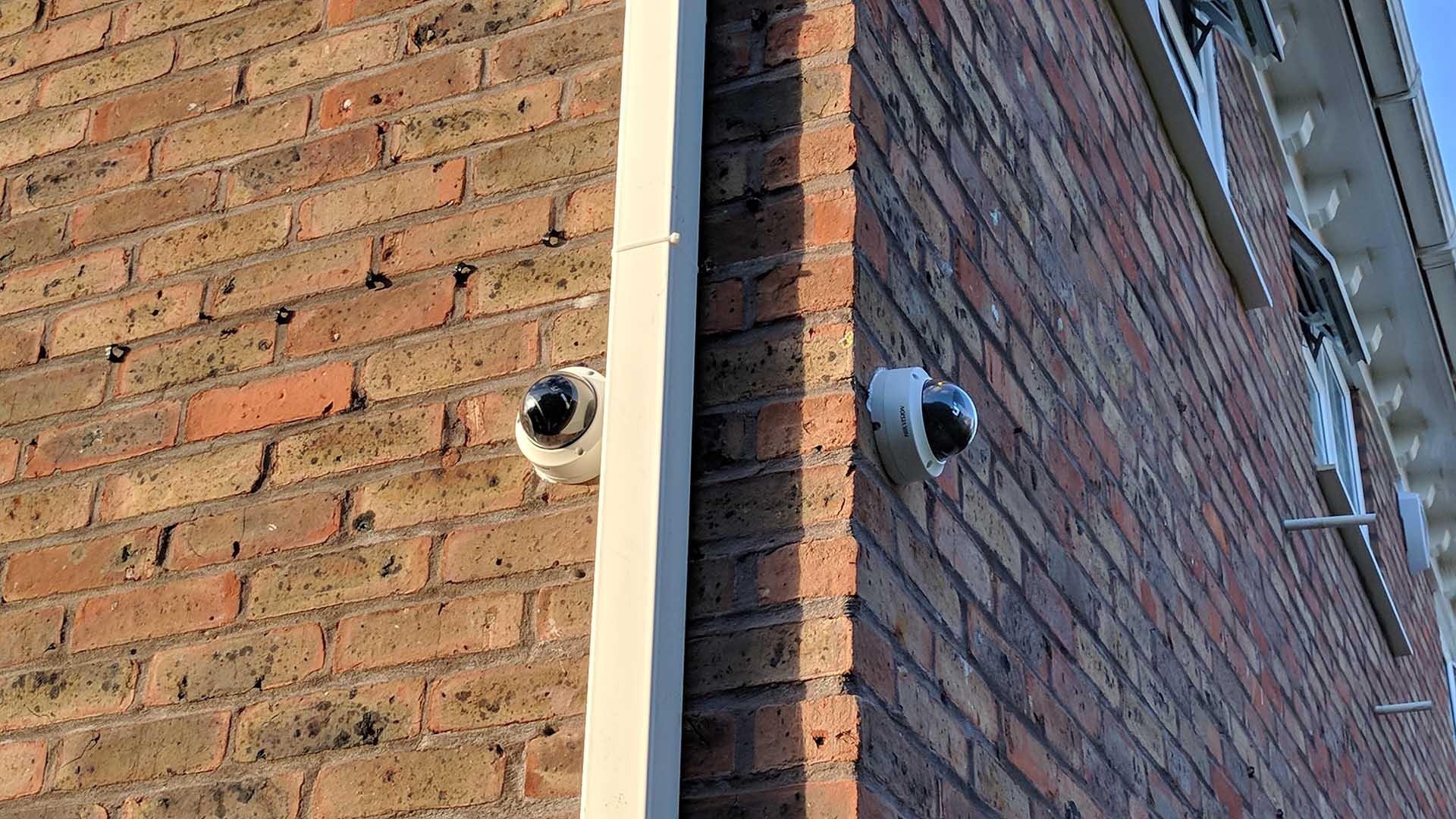 CCTV Installation in Lightwater, Surrey