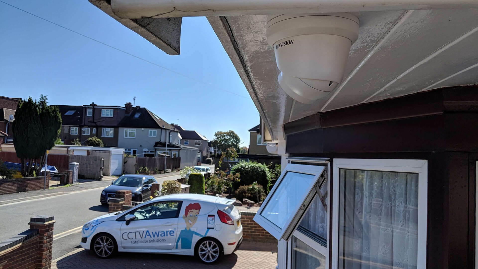 CCTV Installation in Ruislip
