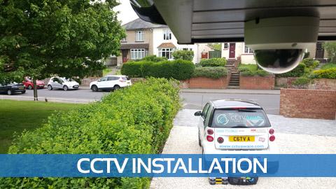 CCTV Installation Services Page