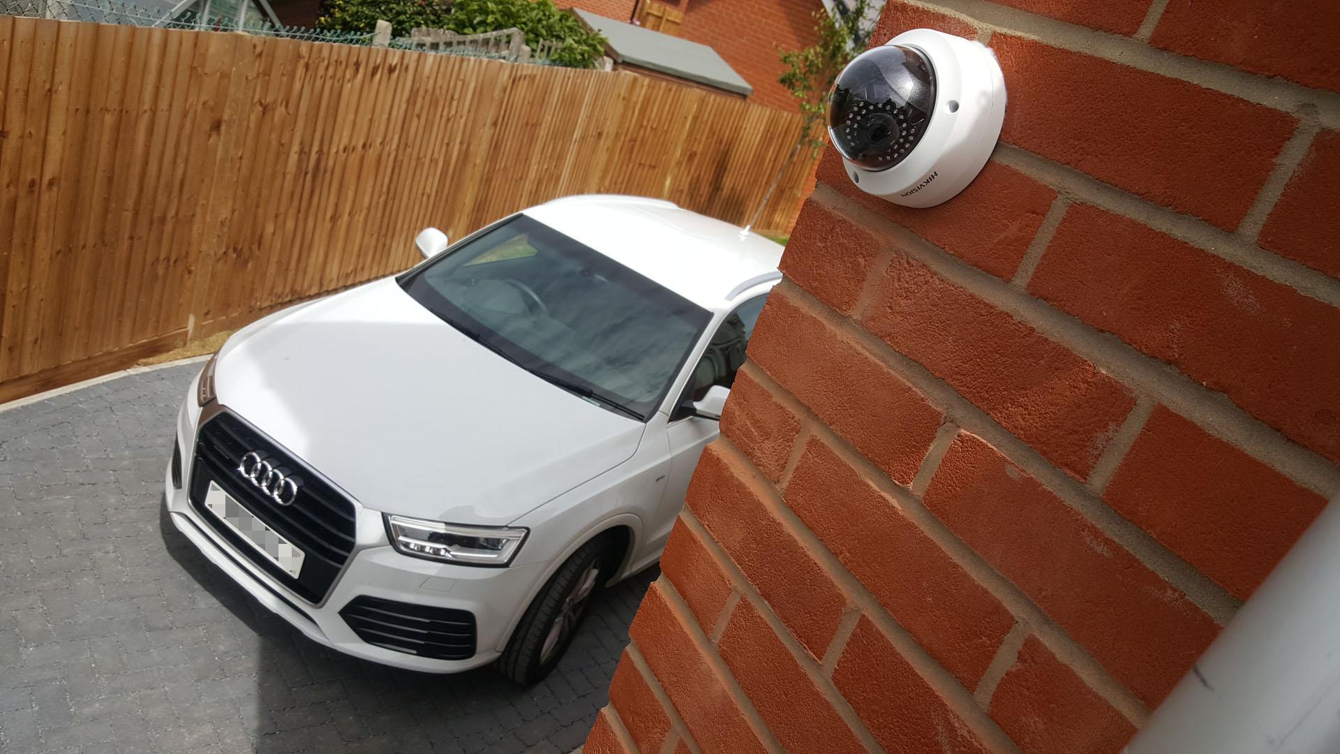 CCTV Installation in West Chelmsford