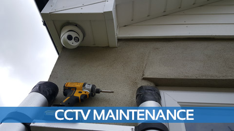 CCTV Maintenance Services Page