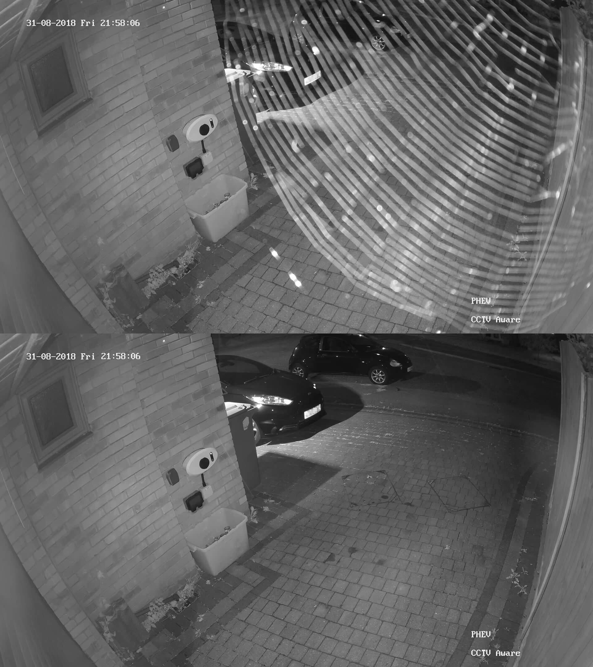 CCTV Servicing Cobweb