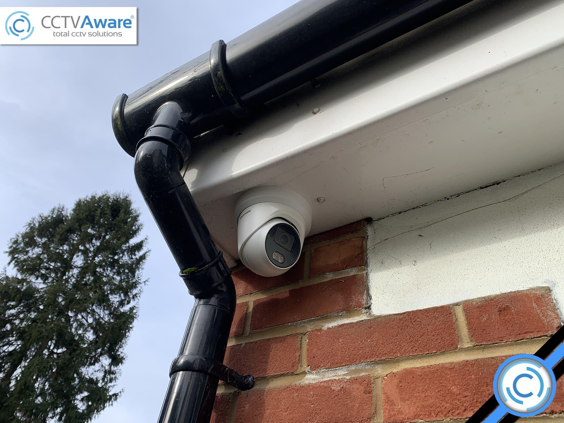 ColorVu CCTV Installation in Surrey